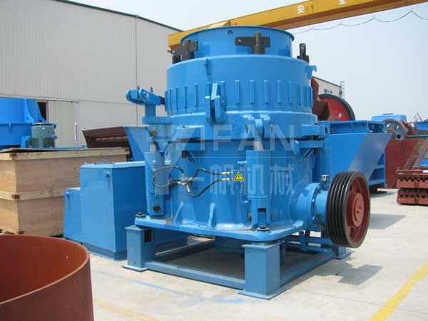 technical advantages of a cone crusher
